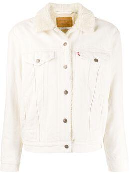 Levi's джинсовая куртка Original Sherpa Trucker 361370030