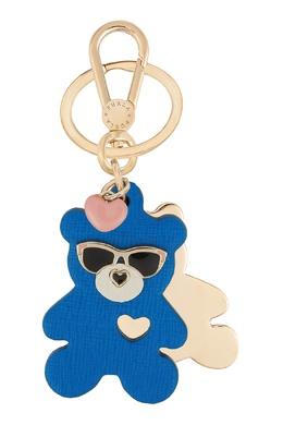 Ярко-голубой брелок-мишка Venus Furla 1962169950