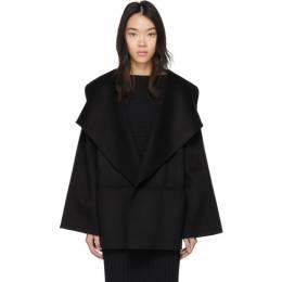 Toteme Black Annecy Jacket 201-101-707