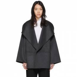 Toteme Grey Annecy Jacket 201-101-707