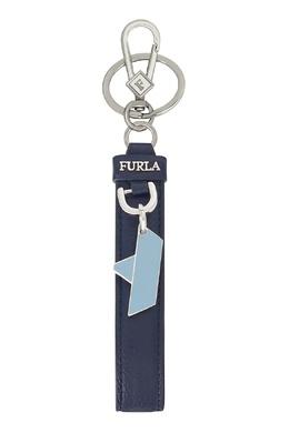 Брелок Ulisse с кожаной подвеской Furla 1962169746