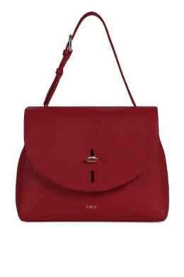 Бордовая сумка Net Furla 1962169643