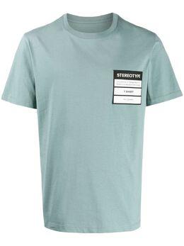 Maison Margiela футболка с принтом S50GC0609S23594