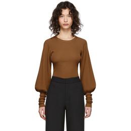 Toteme Brown Vignola Sweater 201-711-755