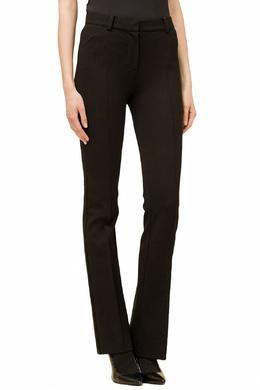 Черные брюки-клеш Luisa Spagnoli 3090170851