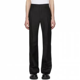 Dsquared2 Black Jazz Flare Trousers S74KB0364 S369408