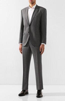 Шерстяной костюм Boss by Hugo Boss 50417586