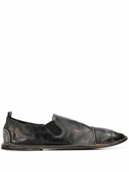 Marsell лоферы с закругленным носком MM1450321