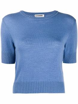 Jil Sander свитер с короткими рукавами JPPQ752507WQY20048