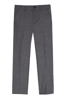 Серые шерстяные брюки на мальчика Bonpoint 1210152557