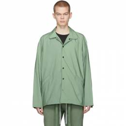 Fear Of God Green Coaches Jacket 6H19-6040-LWN