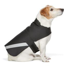 Stutterheim SSENSE Exclusive Black PVC Lightweight Dog Raincoat 2372