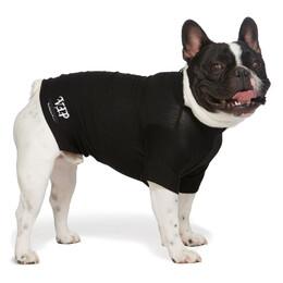 Heron Preston Black VIP Edition Style Dog Turtleneck VIPHP3001