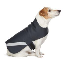 Stutterheim SSENSE Exclusive Navy PVC Lightweight Dog Raincoat 2373
