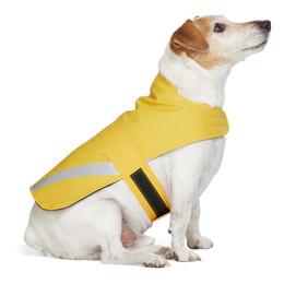 Stutterheim SSENSE Exclusive Yellow PVC Lightweight Dog Raincoat 2376