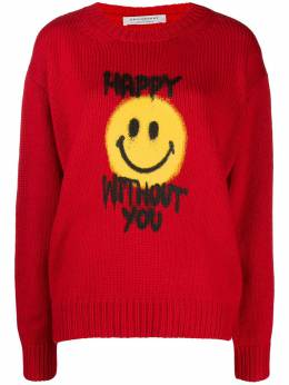 Philosophy Di Lorenzo Serafini свитер Happy Without You J09267109