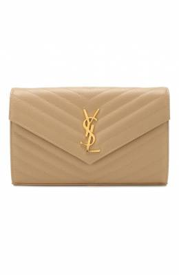 Сумка Monogram Envelope Saint Laurent 377828/B0W01
