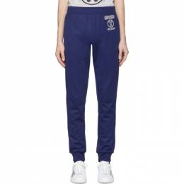 Moschino Blue Couture Lounge Pants 0331 2029