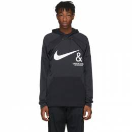 Nike Black and White Undercover Edition NRG Pullover Hoodie CD7524