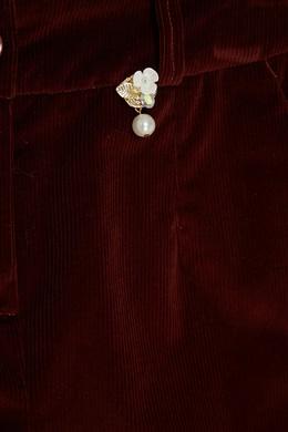 Вельветовые брюки Balloon And Butterfly 1683175222