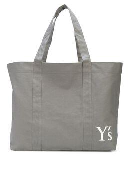Y's сумка-шопер с логотипом FAB100TOTE