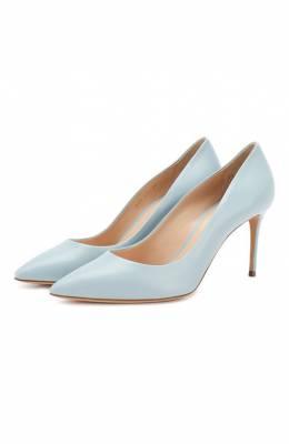 Кожаные туфли Julia Casadei 1F120D0801MIN0R5304