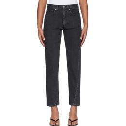 Toteme Grey Original Jeans 193-232-743