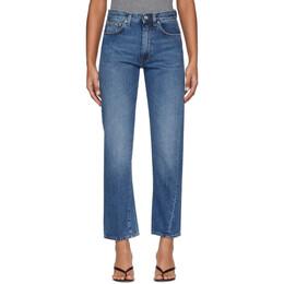 Toteme Blue Original Jeans 193-232-740