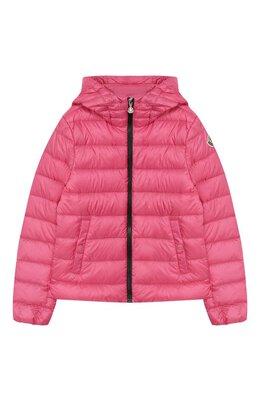 Пуховая куртка с капюшоном Moncler F1-954-1A109-10-C0428/4-6A
