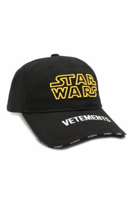 Бейсболка Star Wars x Vetements Vetements USW21CA044 1000/W