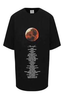 Хлопковая футболка Star Wars x Vetements XL Vetements USW21TS013 1600/W