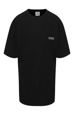 Хлопковая футболка Star Wars x Vetements Vetements USW21TS003 1600/W