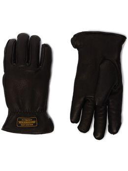Neighborhood перчатки с подкладкой и логотипом 192DPNHAC01