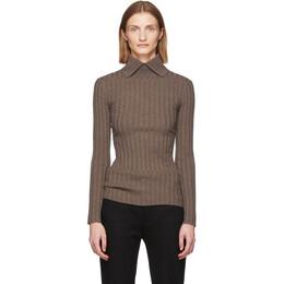 Toteme Brown Aviles Sweater 201-512-753