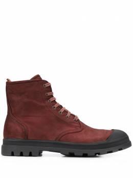 Officine Creative ботинки Kasbek на шнуровке OCUKASB001VERTIE606