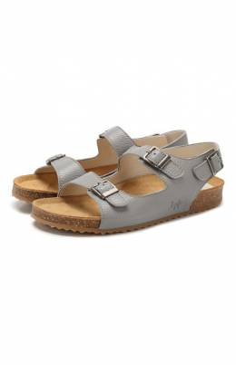 Кожаные сандалии Il Gufo G565/VITELL0 CERV0/35-42