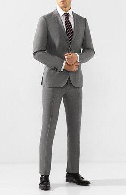 Шерстяной костюм Hugo 50417319