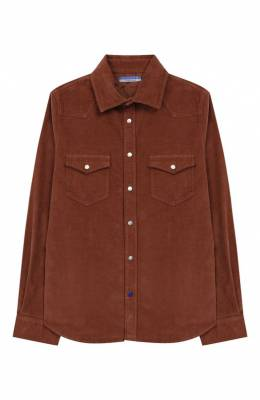 Вельветовая рубашка Jacob Cohen J8003 T-20004