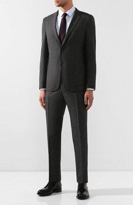 Шерстяной костюм Boss by Hugo Boss 50417471