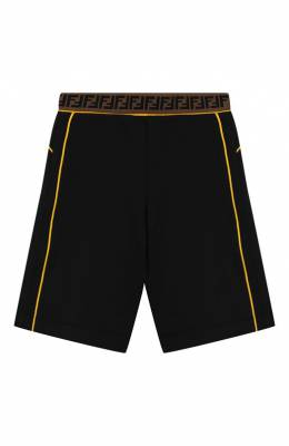 Хлопковые шорты Fendi JMF169/5V0/6A-8A