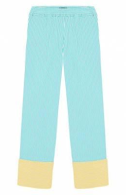 Хлопковые брюки Loro Piana FAI4819