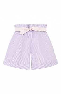 Хлопковые шорты Loro Piana FAI4820