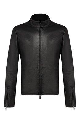 Кожаная куртка Emporio Armani 41R36P/41P37