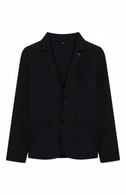 Шерстяной пиджак Emporio Armani 6G4GJ1/4J2SZ