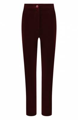 Хлопковые брюки Dolce&Gabbana FTA6ST/FUWAK