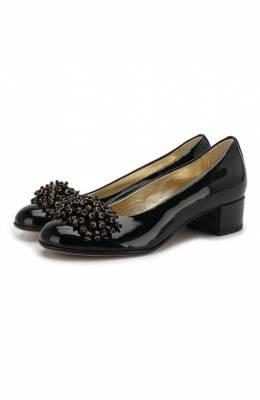 Кожаные туфли Missouri 77044/35-41