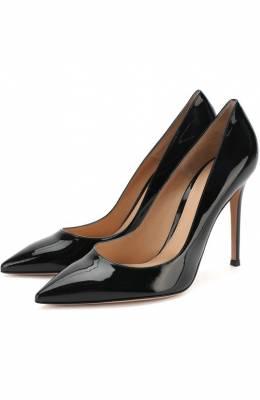 Лаковые туфли Gianvito 105 на шпильке Gianvito Rossi G28470.15RIC.VERNER0