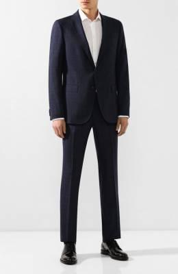 Шерстяной костюм Boss by Hugo Boss 50417570