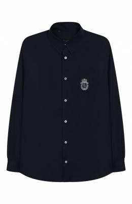 Хлопковая рубашка Billionaire B19C BRP0067 BTE044N/12-16