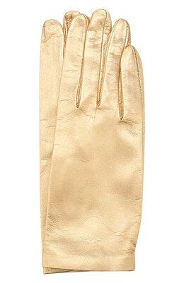 Кожаные перчатки Dries Van Noten 192-10102-385